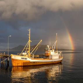 by Sverre Sebjørnsen - Transportation Boats