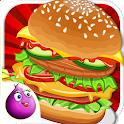 Burger Maker–Kids Cooking Game