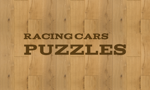 Racing cars Puzzles