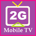 2G Mobile TV icon