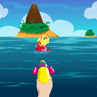 休闲游戏鲨鱼