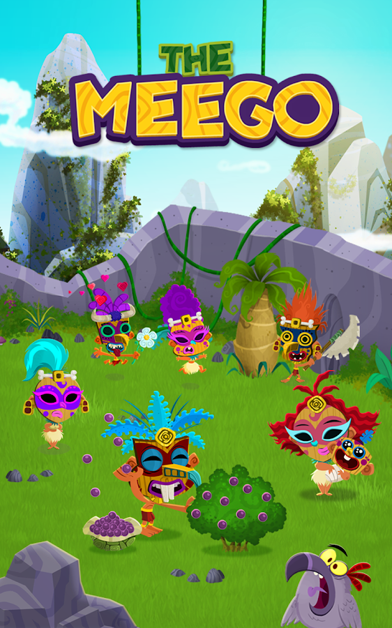 The Meego - screenshot
