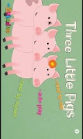 Screenshot of Three Little Pigs - Zubadoo