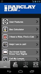 DUI Help by The Barclay Law- screenshot thumbnail