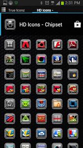 HD Icons: Chipset v1.0.1
