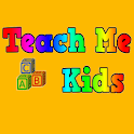 Teach Me Kids (Ad Free) icon