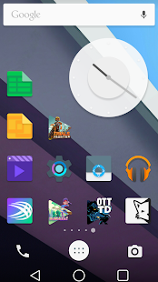 Ultimate L Launcher Theme - screenshot