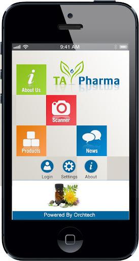 TAPharma Patient Mobile App