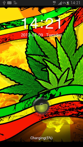 GO Locker Theme marijuana