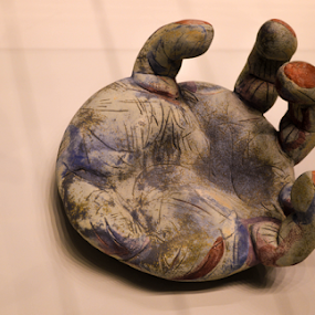 hand by Santosh Vanahalli - Artistic Objects Other Objects
