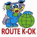 Route K-OK logo