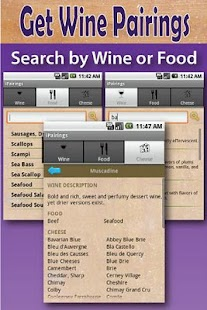 iPairings: Wine, Food, Cheese- screenshot thumbnail