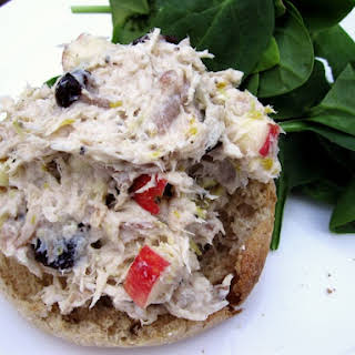 Zesty Chicken Salad.