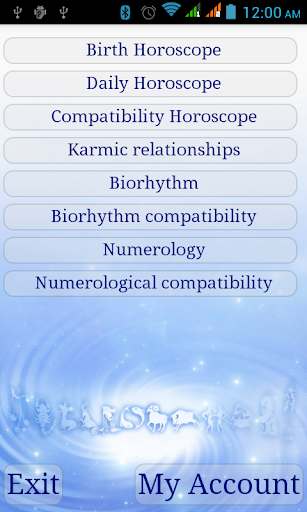 Personalized Astrology