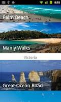 Screenshot of Sydney Travel Guide