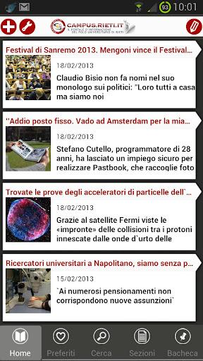 Campus Rieti