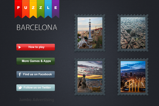 Barcelona Puzzle Free