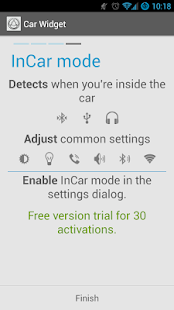 Car Widget Pro- screenshot thumbnail