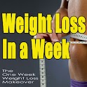 Weight Loss In a Week logo