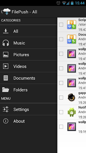 FilePush v1.4.3 APK