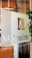 Screenshot of NA Associates LLP