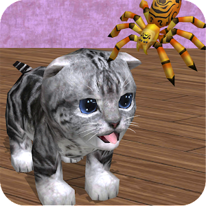 Cu Cat Big Bug Adventure Time for PC and MAC