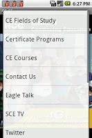 Screenshot of 4G CE