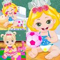 Baby Princess Royal Care icon