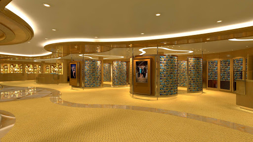 Photo-Video-Gallery - Aboard Royal Princess, guests can browse through the ship's photo video gallery for shots they may want to purchase as keepsakes.