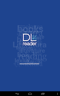 DL Reader- screenshot thumbnail