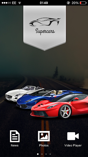 Supercars.fm