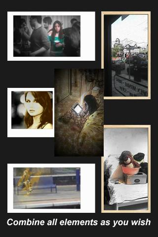 Photo Painter - screenshot