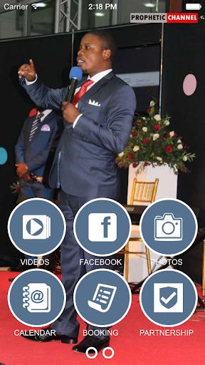 Shepherd Bushiri Ministries