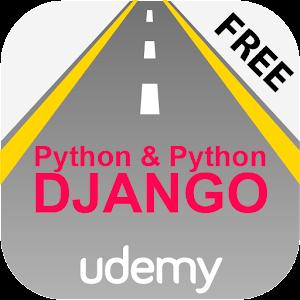 Learn Python & Python Django Icon