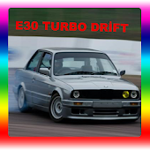 E30 Turbo Drift 3D
