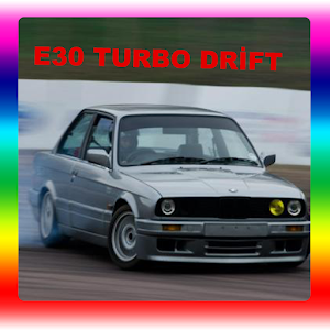 E30 Turbo Drift 3D for PC and MAC