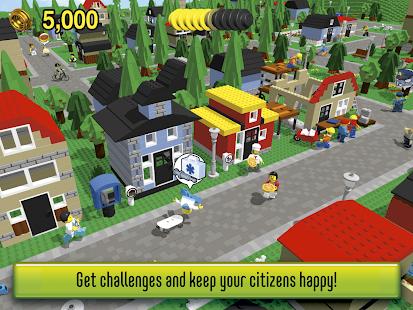 LEGO® FUSION Town Master - screenshot thumbnail