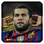 Dani Alves FC Wallpaper