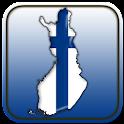 Mapa de Finlandia icon