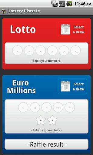 玩生活App|Lottery Discrete免費|APP試玩