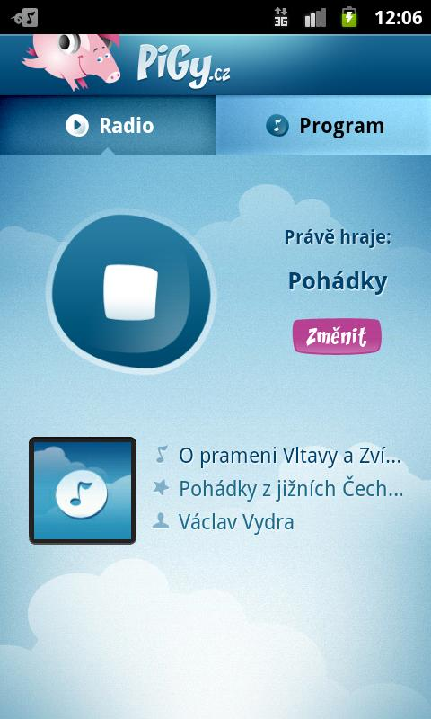 Pigy.cz - screenshot