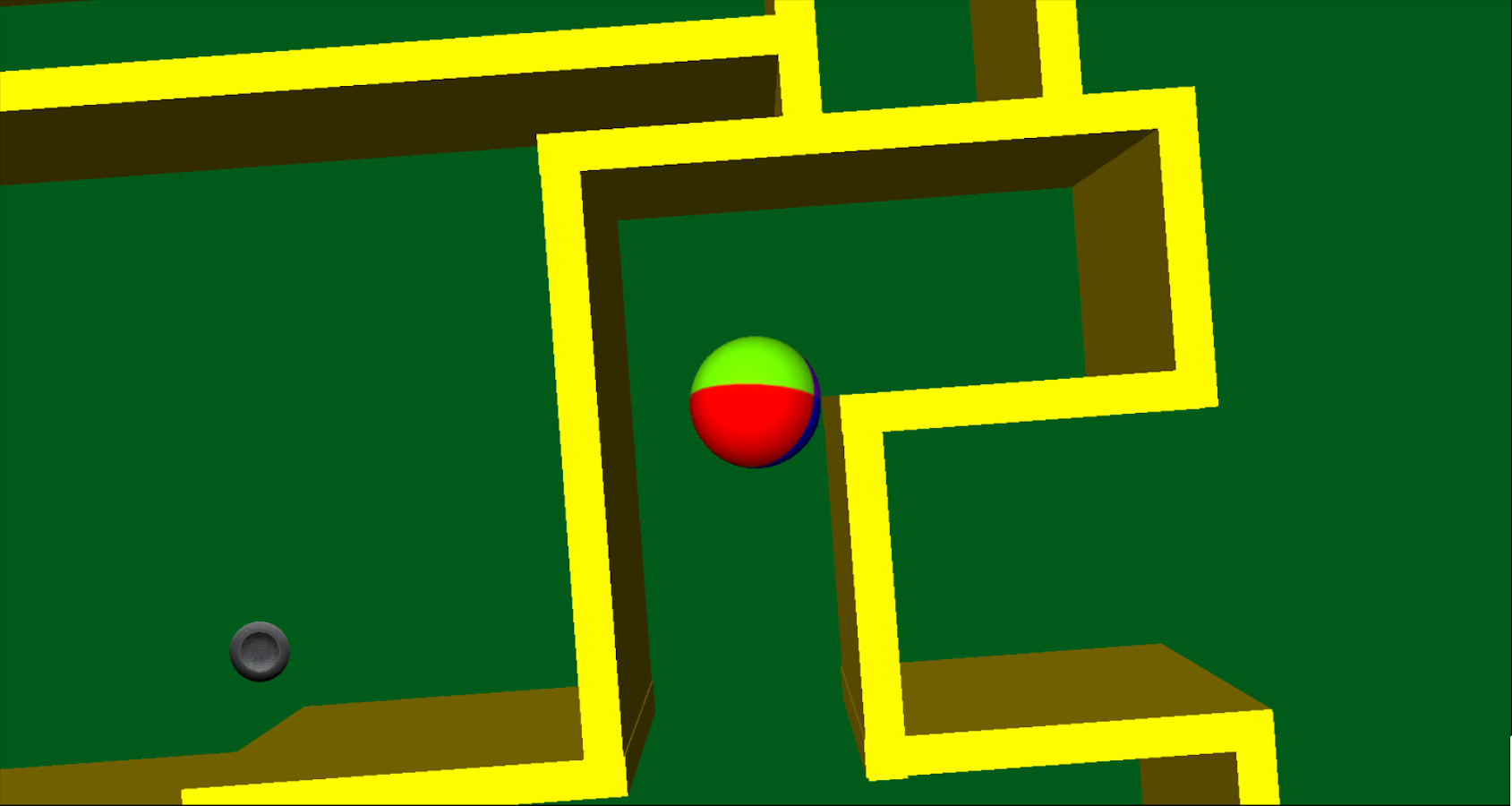 Mysterious Maze - screenshot