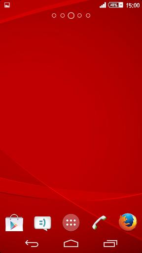 Vintage Red - Theme By Arjun