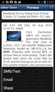 InoDeals - Daily Deals Shop- screenshot thumbnail