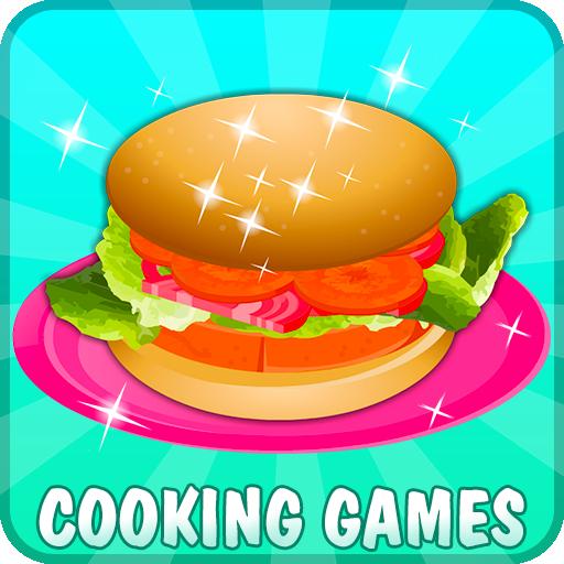 Cooking Chicken Burger LOGO-APP點子