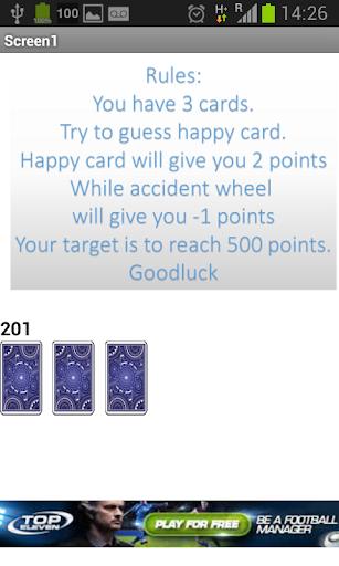 玩紙牌App|Happy Wheels Card Game免費|APP試玩