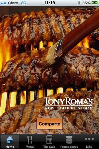 Tony Roma´s Panamá