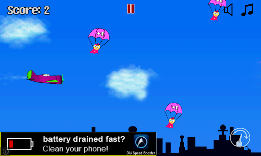 【免費冒險App】Hot Balloon Defense-APP點子