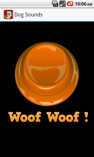 Dog Sounds Button