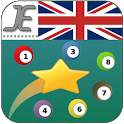UK lottery icon